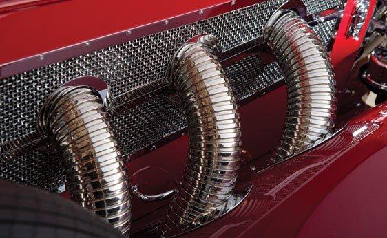 819: 1930 Duesenberg Model J Convertible Sedan - 10
