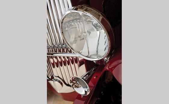 819: 1930 Duesenberg Model J Convertible Sedan - 8