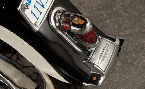 832: 1972 Harley-Davidson FLH-1200 Electra-Glide - 10