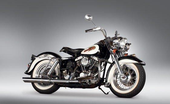 832: 1972 Harley-Davidson FLH-1200 Electra-Glide