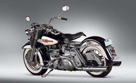 832: 1972 Harley-Davidson FLH-1200 Electra-Glide - 2