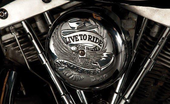 832: 1972 Harley-Davidson FLH-1200 Electra-Glide - 4