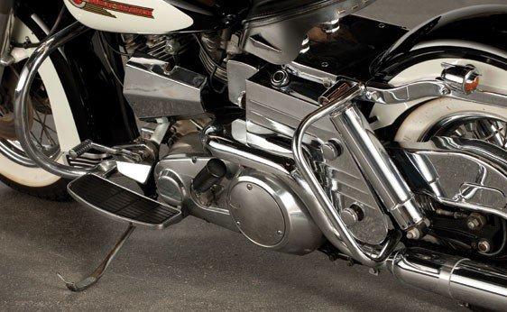 832: 1972 Harley-Davidson FLH-1200 Electra-Glide - 5