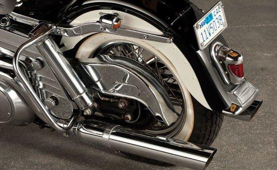 832: 1972 Harley-Davidson FLH-1200 Electra-Glide - 6
