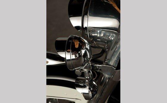 832: 1972 Harley-Davidson FLH-1200 Electra-Glide - 9