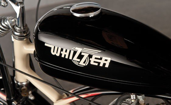 837: 1947 Whizzer Motorbike - 3