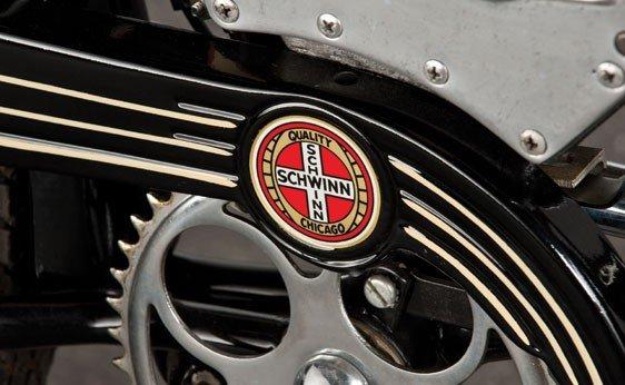 837: 1947 Whizzer Motorbike - 9