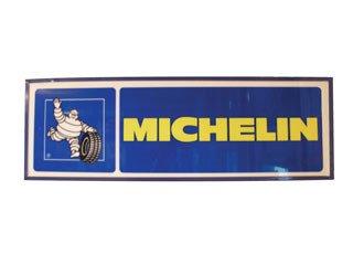 2016: MICHELIN SIGNS  Lot includes a plastic illuminate
