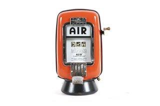 3001: AIR METER  Eco air meter with wall mount bracket.