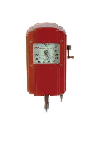 3003: AIR METER  Gilbarco illuminated air meter.
