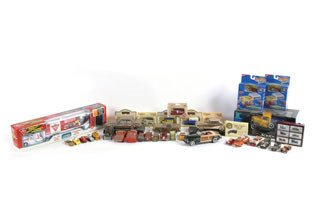 3020: TOY CARS AND  TRUCKS  Large selection of assorted