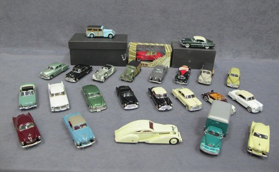 021N: Twenty-Four (24) Assorted Model Vehicles