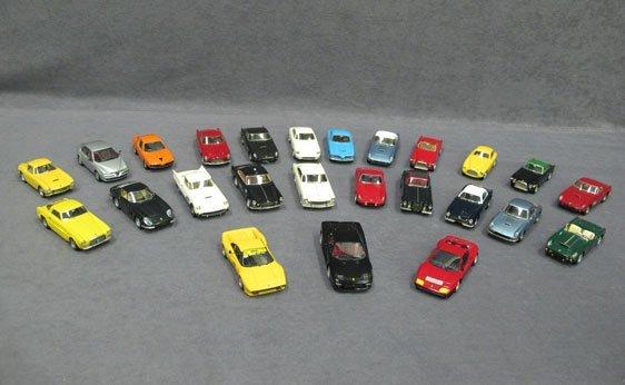 314N: Twenty-Five (25) 1/43 Scale BBR Assorted Ferrari