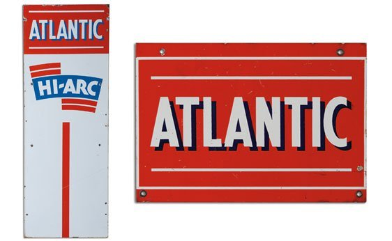 Two Atlantic Signs