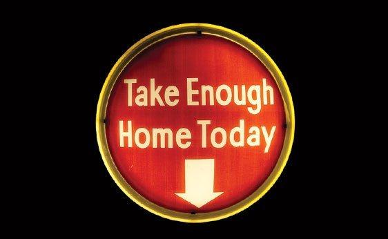 Coca-Cola: Take Enough Home Today