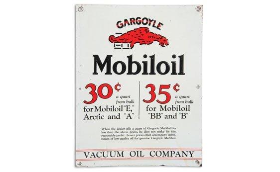Mobiloil Gargoyle