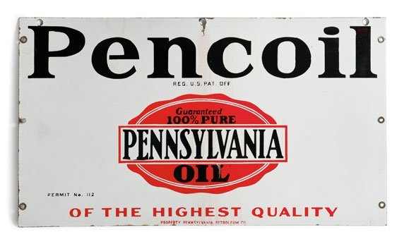 Pencoil Pennsylvania Oil