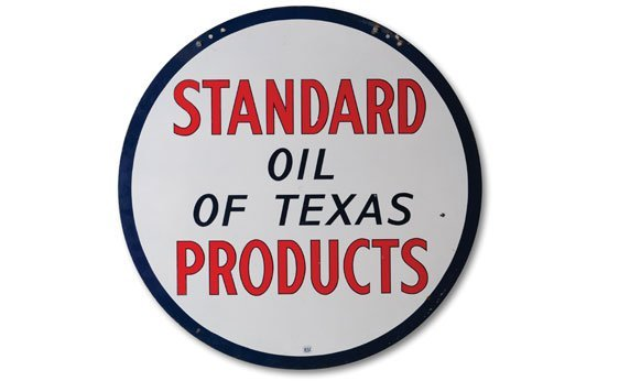 Standard Oil of Texas Products