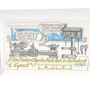 -Von Dutch - Drill Press