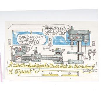 0069-Von Dutch - Drill Press