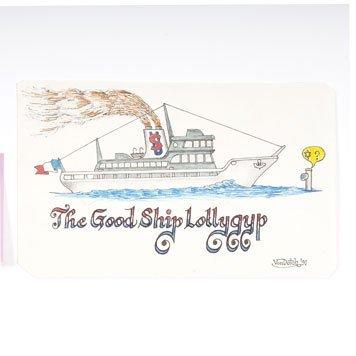 0071-Von Dutch - The Good Ship