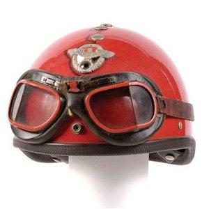 0144-Von Dutch - Personal Helmet