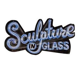 -Von Dutch - Sculpture in Glass