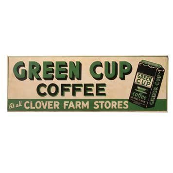 1022: 1022-Assorted Coffee Signs