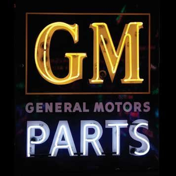 1192: 1192-General Motors Parts Neon
