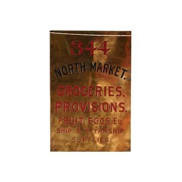 2049: 2049-344 North Market Groceries Provisions