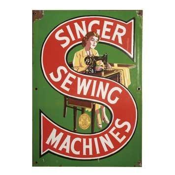 2052: 2052-Singer Sewing Machines