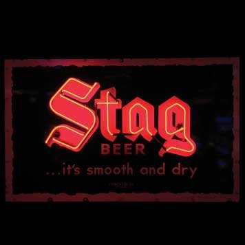 2056: 2056-Stag Beer Neon
