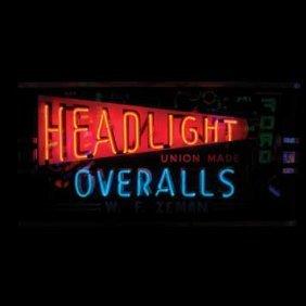 2057-Headlight Overalls Neon