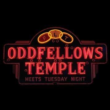 2058: 2058-Oddfellows Temple Neon