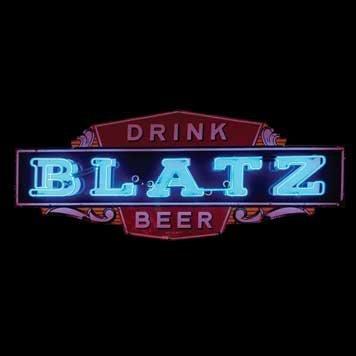 2059: 2059-Blatz Beer Neon