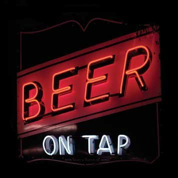 2062: 2062-Beer On Tap Neon