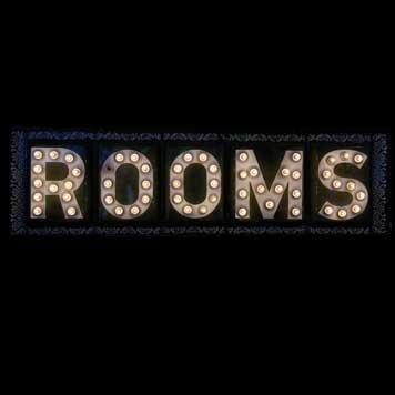 2286: 2286-Rooms Illuminated Sign