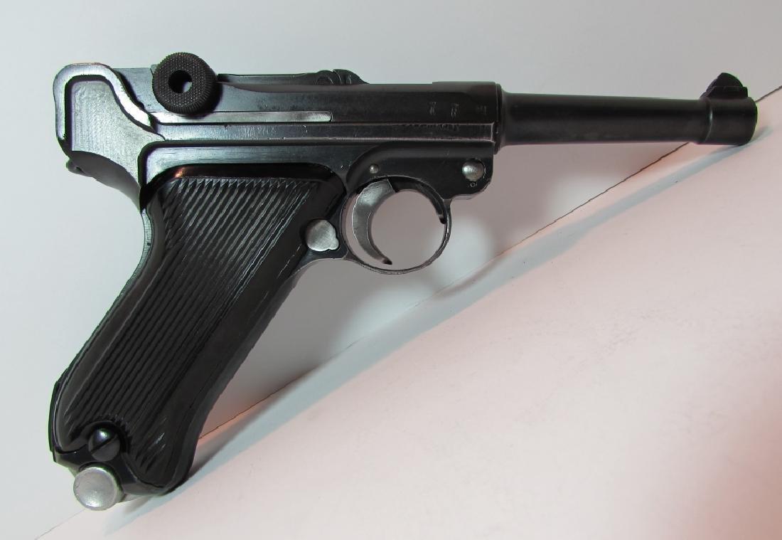 1911 GERMAN LUGER ERFURT 9mm HANDGUN PISTOL PROOFS