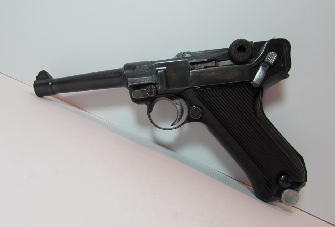 1911 GERMAN LUGER ERFURT 9mm HANDGUN PISTOL PROOFS - 5