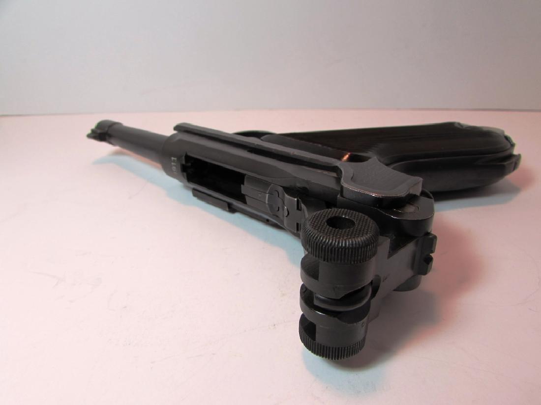 1911 GERMAN LUGER ERFURT 9mm HANDGUN PISTOL PROOFS - 8