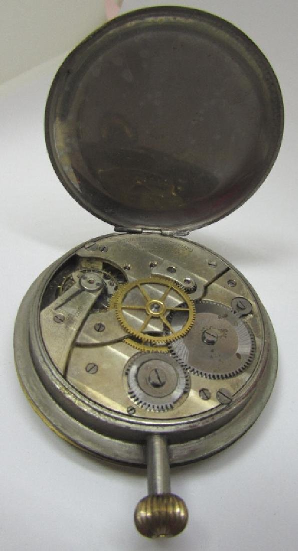 TIFFANY & CO CAR CLOCK POCKET WATCH - 3