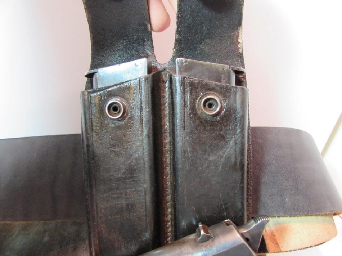 ARGENTINE COLT 11.25mm 1911 GENDARMERIA PISTOL - 5