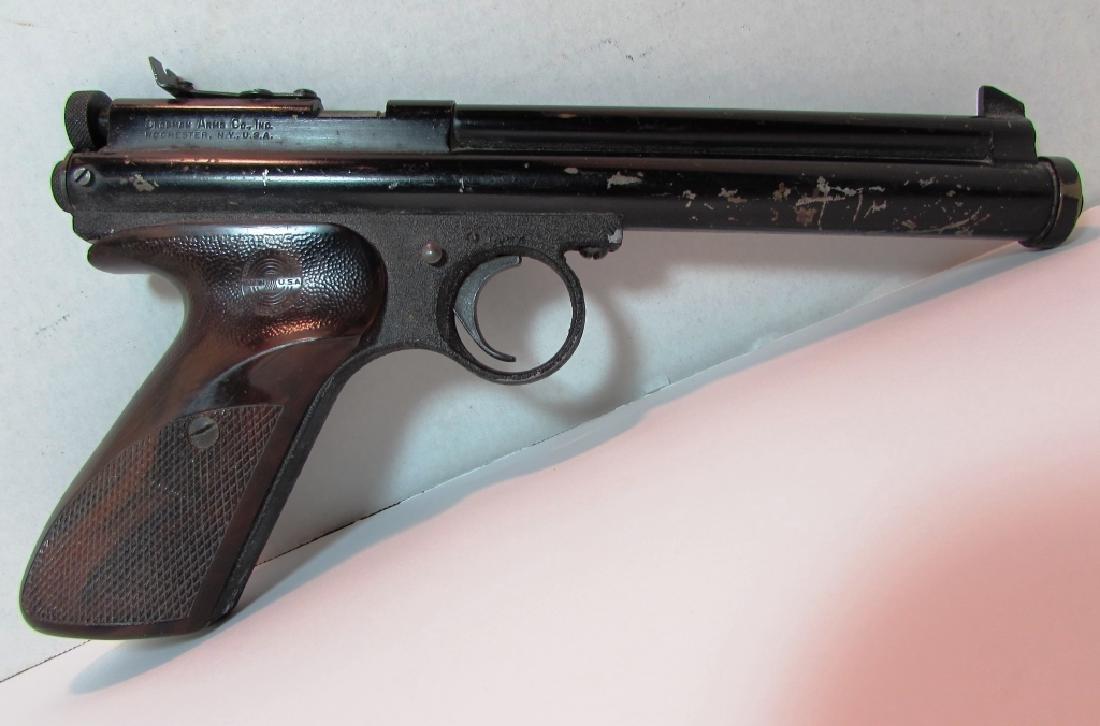 CROSMAN ARMS 22 BB GUN PISTOL 116
