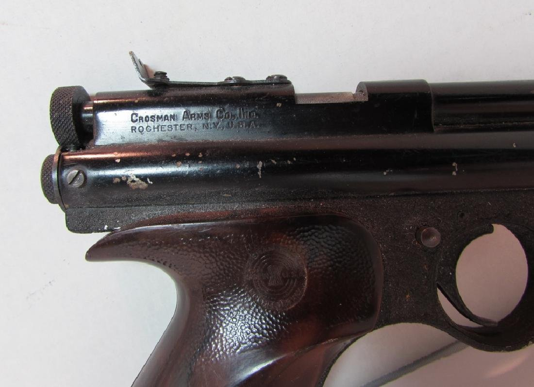CROSMAN ARMS 22 BB GUN PISTOL 116 - 2