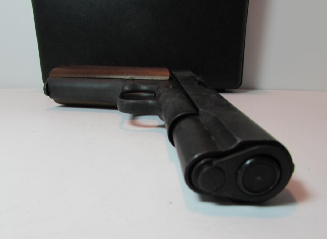 BRUNI 96 BLANK GUN 8mm KNALL 1911 STYLE AMMO CASE - 6