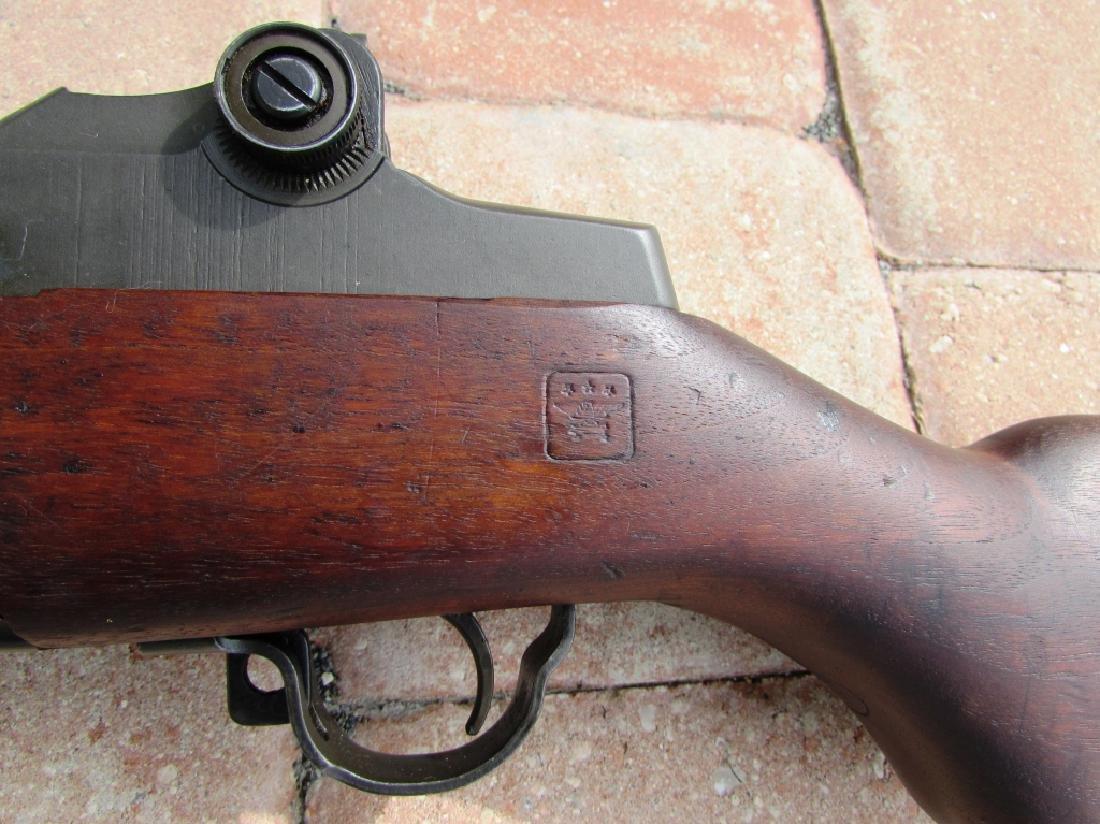 US WWII M1 GARAND 30 CAL RIFLE H&R AMMO CLIPS BELT - 10