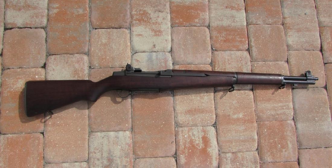 US WWII M1 GARAND 30 CAL RIFLE H&R AMMO CLIPS BELT - 3