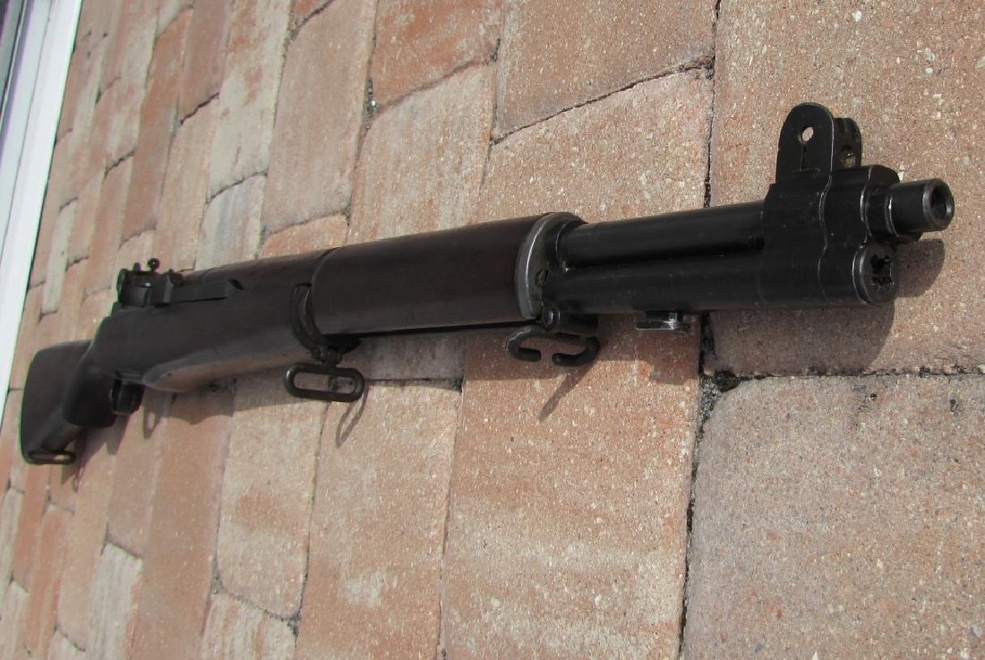US WWII M1 GARAND 30 CAL RIFLE H&R AMMO CLIPS BELT - 7