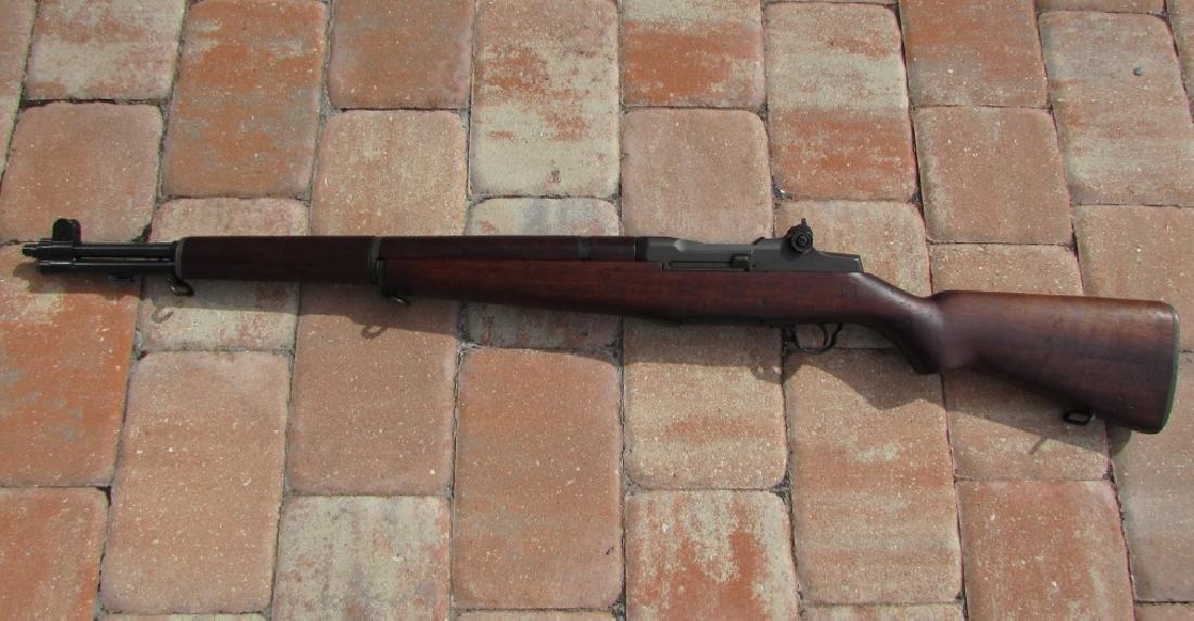 US WWII M1 GARAND 30 CAL RIFLE H&R AMMO CLIPS BELT - 8