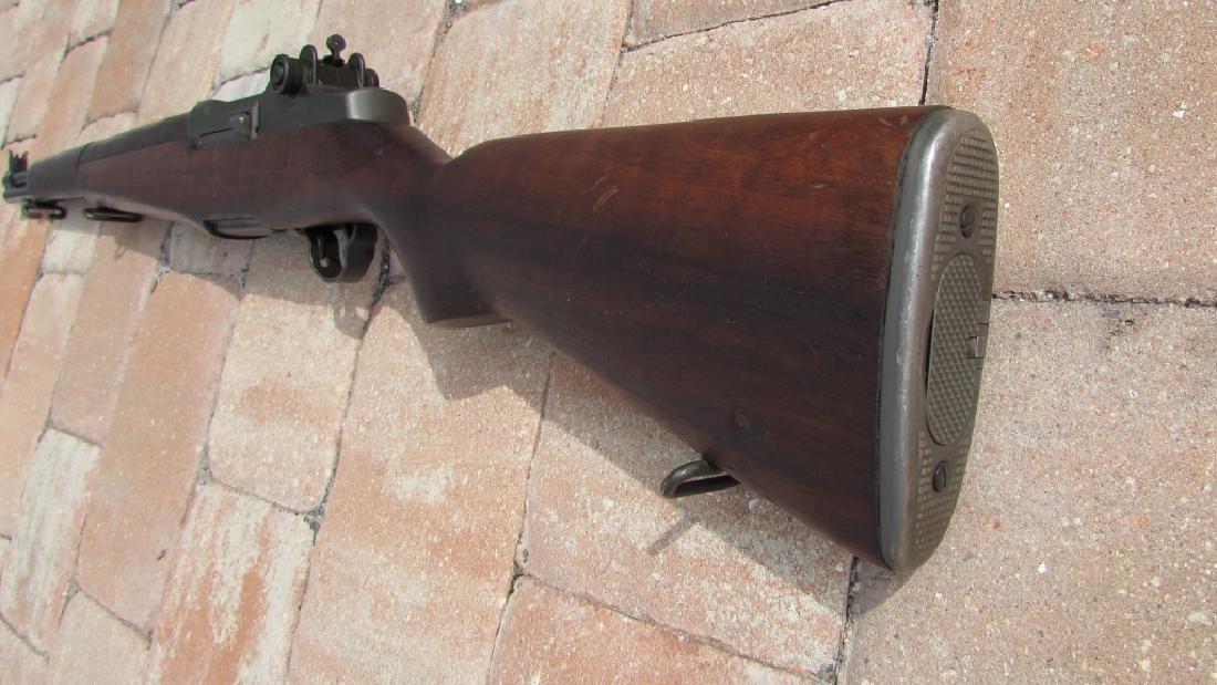 US WWII M1 GARAND 30 CAL RIFLE H&R AMMO CLIPS BELT - 9